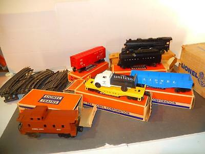 Lionel Post-War - X686 Promo Set- 027 - Boxed -W/wix Label.- Rs1