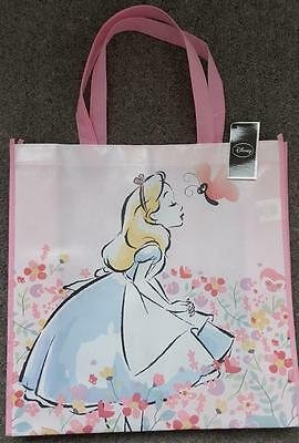 Stunning Pvc, Tote Bag,  Alice In Wonderland, Disney, New/tagged, Holiday/swim
