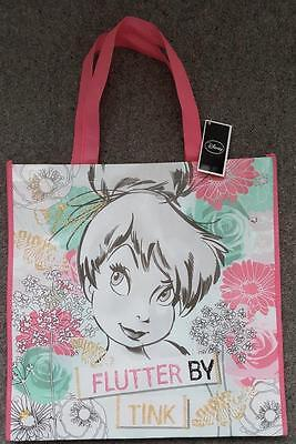 Stunning Pvc, Tote Bag,  Tinkerbell, Disney, New/tagged, Holiday/swim