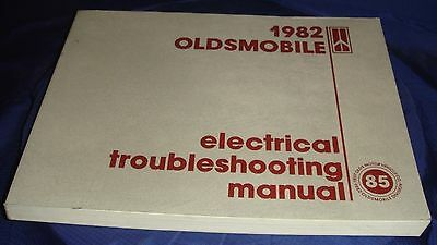 BR224 1982 Oldsmobile Electrical Troubleshooting Shop Manual