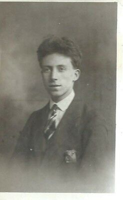 Smart Young Man,h Harrison,bow,postcard,1931