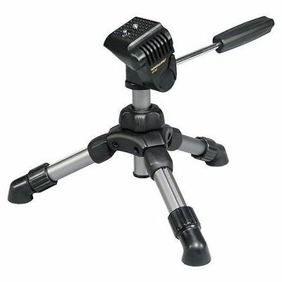 New Vanguard Compact Tabletop Tripod W/ Two way Pivot Head VS-82