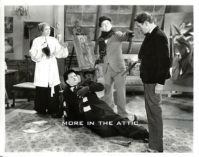 Hal Roach Stan Laurel And & Oliver Hardy Fixer Uppers Film Still #1