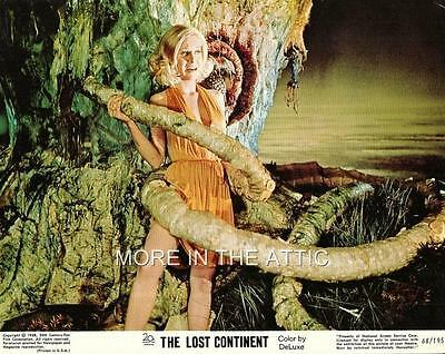 Boobies Babes And Beasties In The Lost Continent Orig Hammer Horror #3