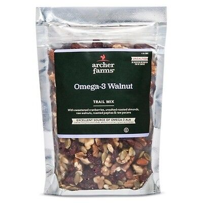 Archer Farms Omega-3 Walnut Trail Mix 7.5 oz