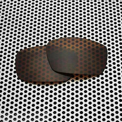 New Volt Polarized Brown Replacement Lenses for Spy Optic Dirk