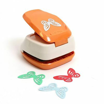 butterfly Designs Craft Punch 1.5 Inch Papercraft Cutting Cardmaking