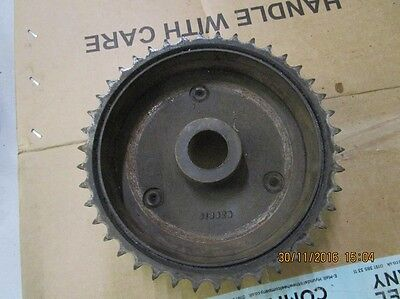 norton dominator rear brake sprocket
