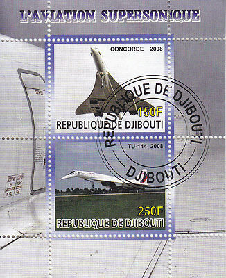 Concorde Sheet Of Stamps