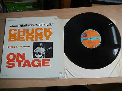Chuck Berry - On Stage (Chess) LP