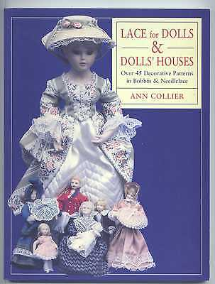 Lace For Dolls & Dolls Houses  Lace Book
