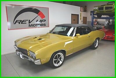 1971 Buick Skylark GS 350 Grand Sport 1971 Buick Skylark GS 350 Convertible AWESOME Show N Go Ask About FREE SHIPPING
