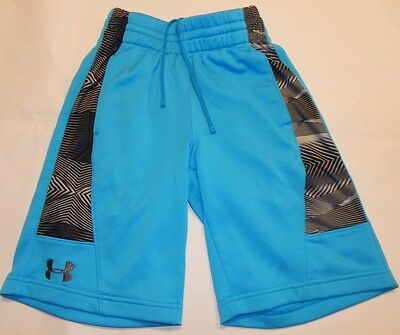 Boys Youth Under Armour Football Shorts Size YSM Youth S