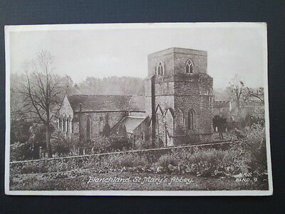 BLANCHLAND, ST MARY'S ABBEY - FRITH'S SERIES No BLND.9 (1950s)