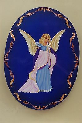 """David J Masters tole painting pattern packet """"Guardian Angel"""""""