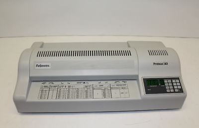 "Fellowes Laminator Proteus 125 5709501 Laminating Machine 13""Wide, 10mil thick"