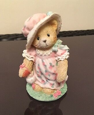 Cherished Teddies - 'LISA' Figurine ('My Best Is Always You')
