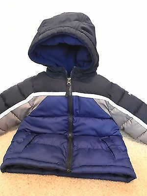 Boy's Toddler Size 24M/2T  Winter Jacket Pacific Trail