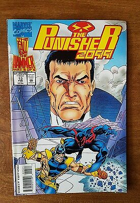 The Punisher 2099 #13 Marvel February 1994 Very Fine