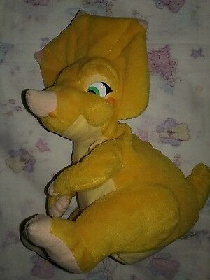 Land Before Time Vintage Cera Sara Sarah Plush Animal 8 In Euc
