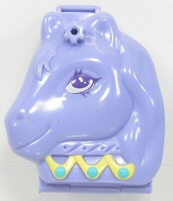 1995 Vintage Polly Pocket Arabian Beauty Compact Only Bluebird Toys