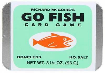 Richard McGuire's Go Fish Card Game by Richard McGuire (English)