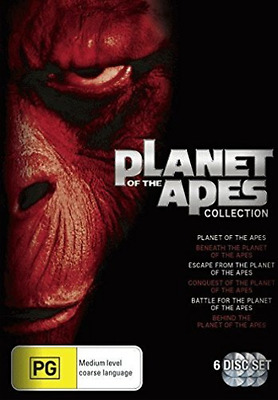 Various Artists-Planet Of The Apes Box Set [Non-Usa Format / Pal / Regio DVD NEW