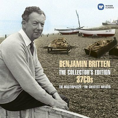 Britten: The Collector's Edition  CD / Box Set NEW