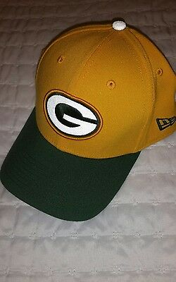 Green bay packers Fitted Hat cap M-l