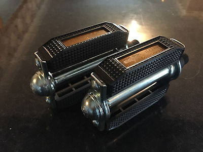 Raleigh Chopper MK1 or MK2 Replacement Pedals - New Unused