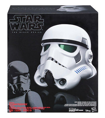 Star Wars Rogue One Black Series Elektr. Helm Imperial Stormtrooper Hasbro