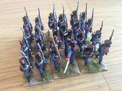28mm Perry Miniatures Napoleonic Bavarian Reserve Infantry(24 foot incl command)