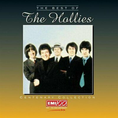 The Hollies - The Best Of The Hollies - The Hollies CD 84VG The Fast Free
