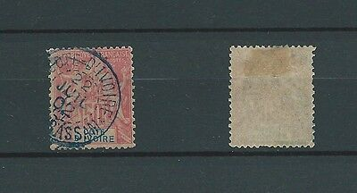Cote D' Ivoire - 1892 Yt 11 - Timbre Obl. / Used