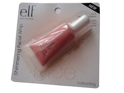 E.l.f (Eyes Lips Face) Shimmering Facial Whip - Pink Lemonade - Blush