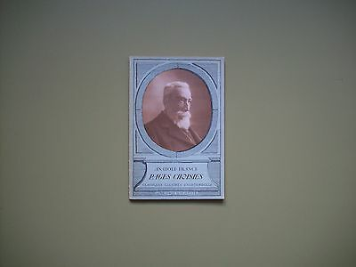 Pages Choisies Anatole France Hachette