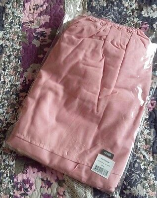 Single Valance, Pink ~ Brand New still in packaging