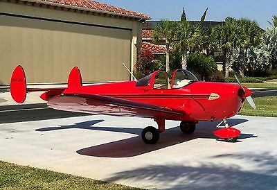 1949 Ercoupe 415G  The Best, Most Beautiful Ercoupe In Existence