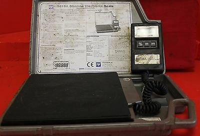 TIF 9010A Slimline A/C Refrigerant  Charging /Recovery Scale