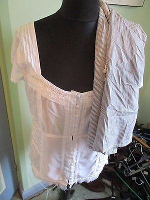 Bundle Of 2 Ladies Tops, Size 18, Dorothy Perkins/per Una, Exc-Con