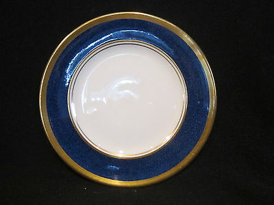 Coalport - ATHLONE BLUE -  Bread and Butter Plate
