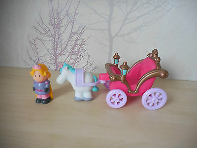 ELC / Early Learning Centre Happyland princess Playset - great condition!