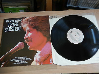 The Very Best Of Peter Sarstedt (Noveau) LP