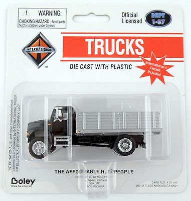 Boley #4577-11 *NIP Stake Bed Truck Details about  /HO Scale International Crew Cab Fire Dept