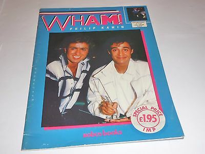 Wham! by Philip Kamin (Robus Books, Softcover, 36 Pages, 1985)