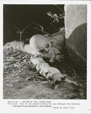 What Is Walking Through The Night In Return Of The Living Dead Orig Film Still