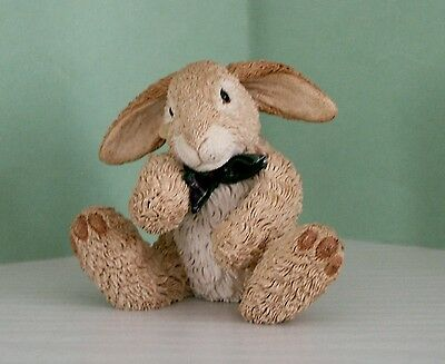 Felicity The Tearful Rabbit By Bobtails - Perfect Condition