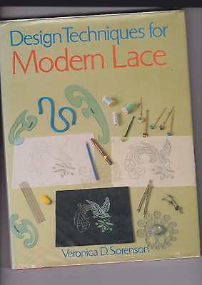 Design Techniques For Modern Lace Book  Lace Book