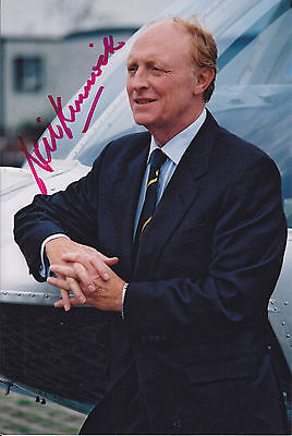 Neil Kinnock Signed Picture