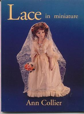 Lace In Minature  Lace Book